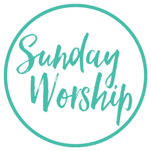 Sunday Worship: time as a large group